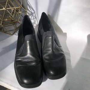 Rieker antistress black clog size 41
